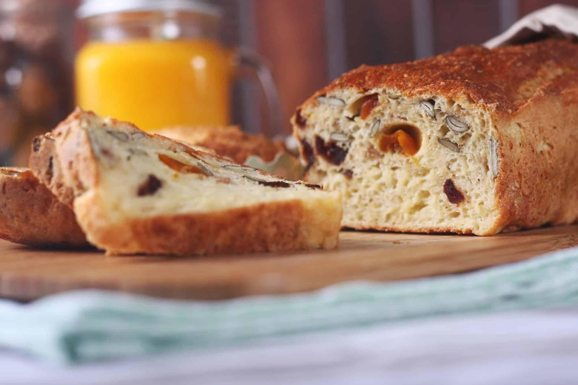 Bakeart Frühstücksbrot glutenfrei