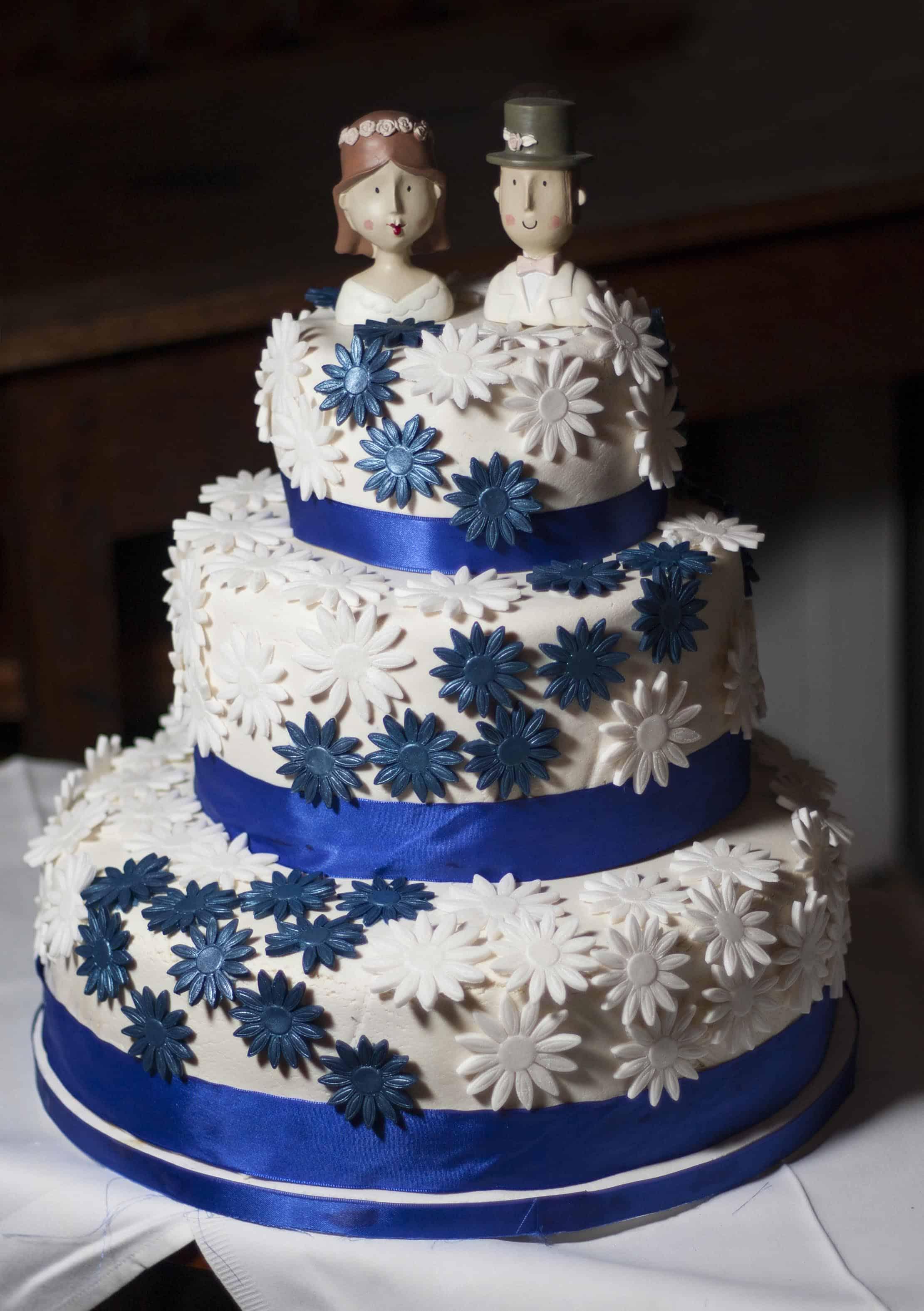 Bakeart Hochzeitstorte glutenfrei
