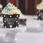 Bakeart Mango Cupcakes glutenfrei