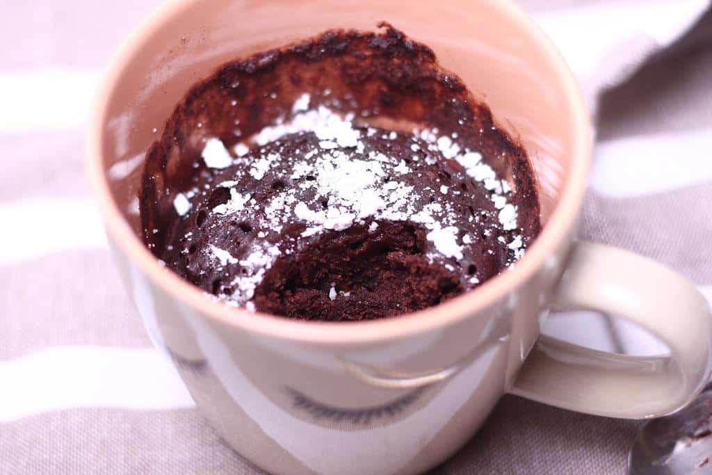 Bakeart Tassenkuchen glutenfrei