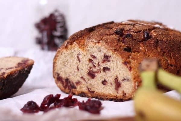 Bakeart Bananen-Cranberry-Brot