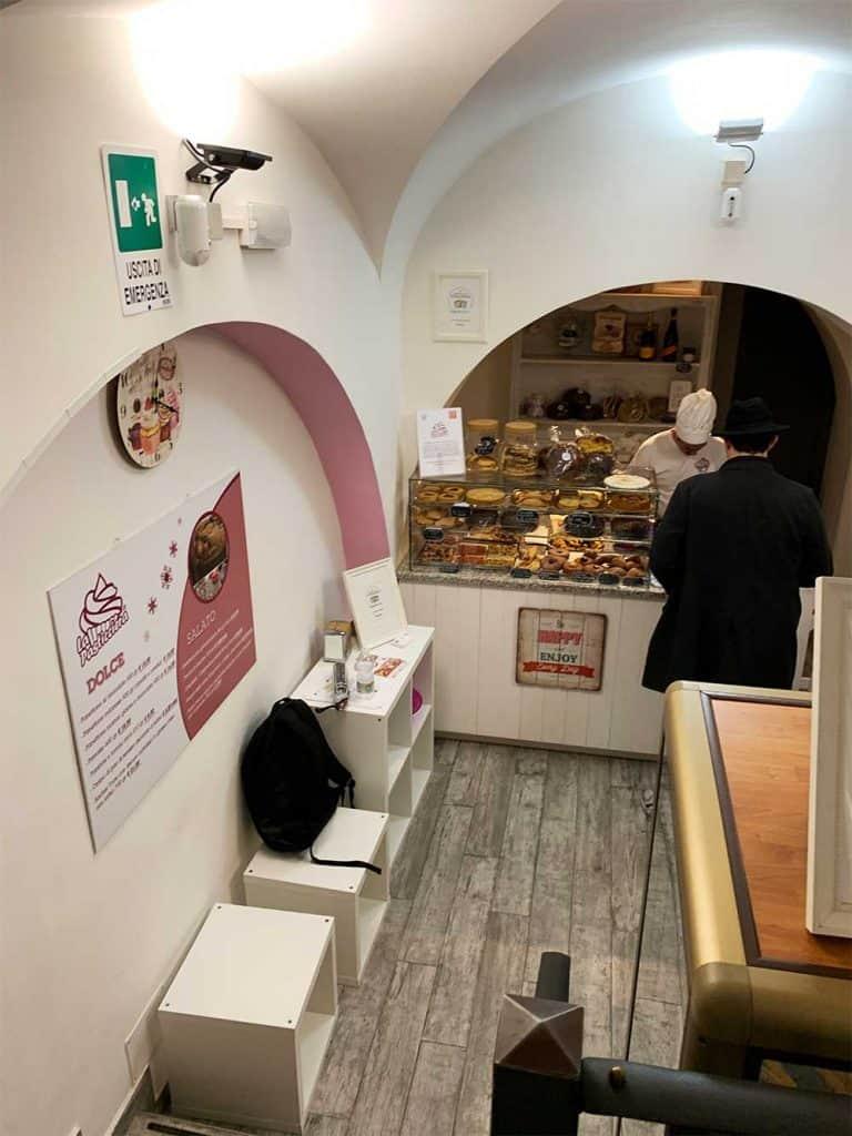 bakemyday Rom glutenfrei La Pasticciera