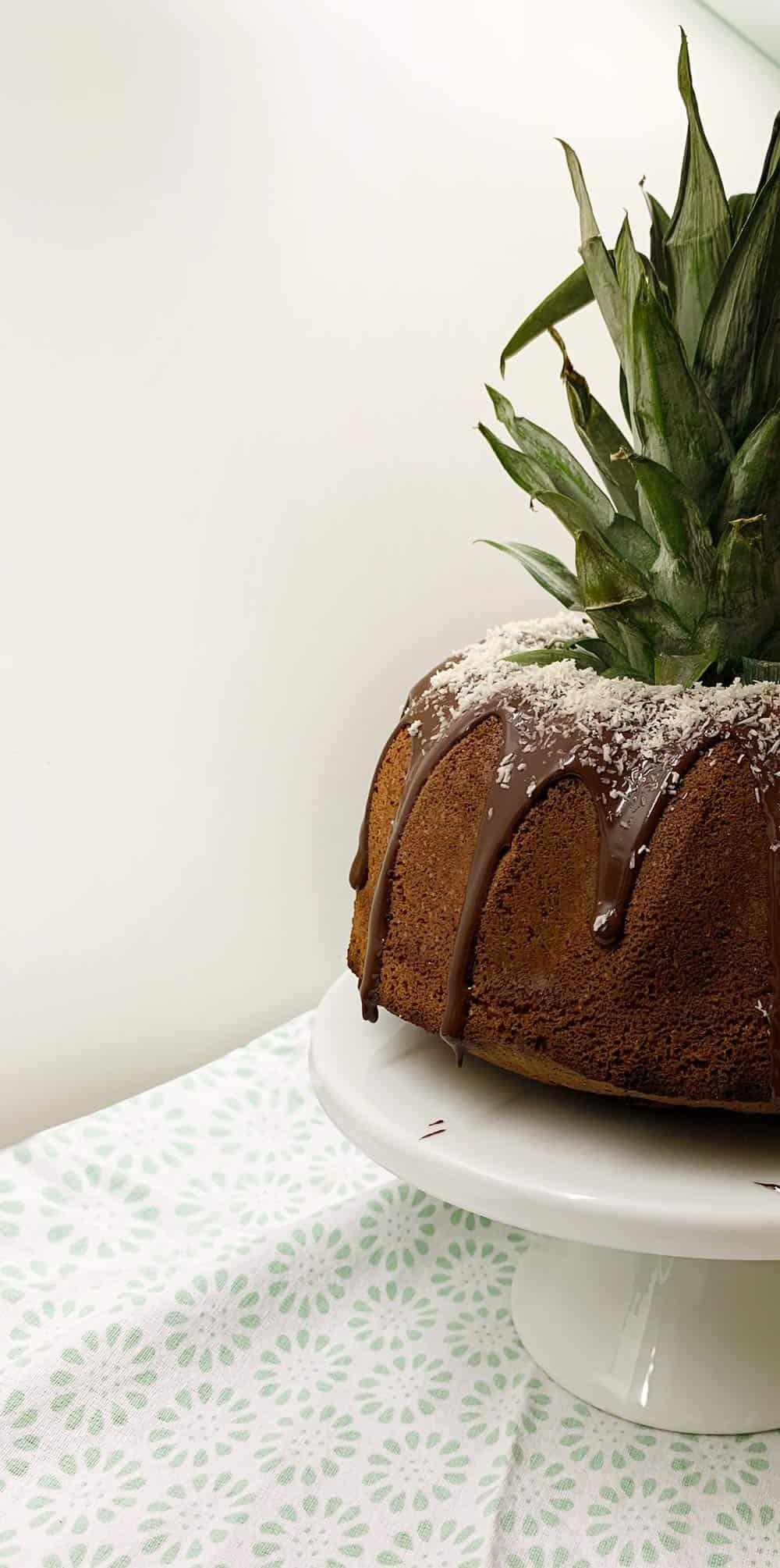 bakemyday glutenfrei Ananas-Gugelhupf