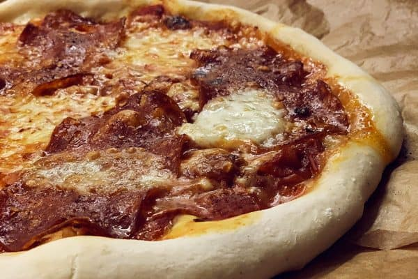 Bakemyday glutenfrei glutenfreie Pizza Neapel